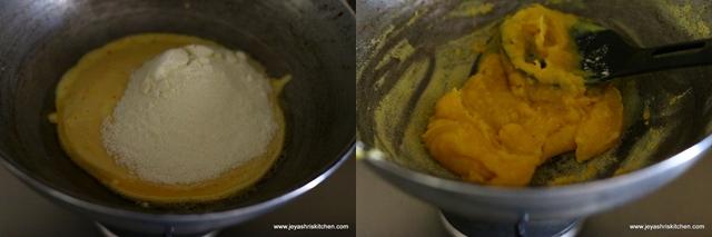 cook badam+milkpowder