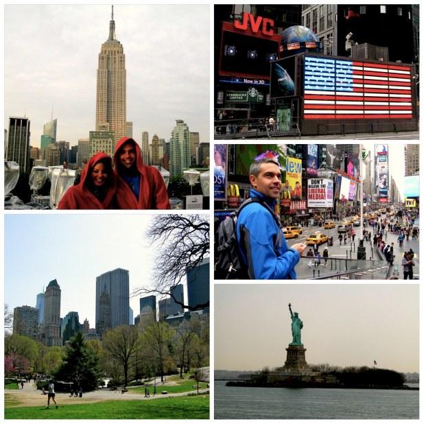 Como viajar, relativamente, barato a Nueva York