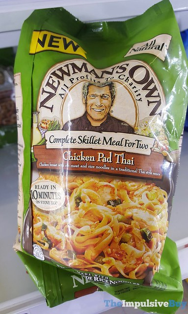 Newman's Own Chicken Pad Thai Complete Skillet Meal for Two