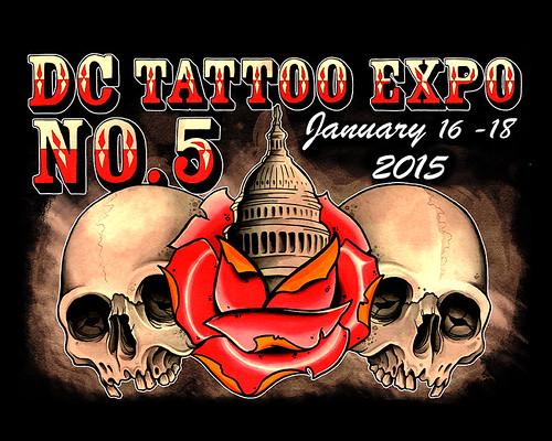DC Tattoo Expo #5