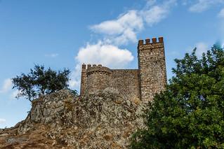 Castillo de Cortegana. 13-10-16.