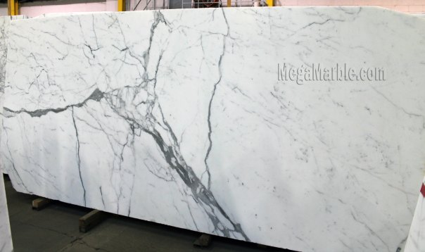 Statuary Extra Natural Stone Marble Slabs 2in