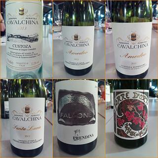 Weinprobe Cantina Cavalchina