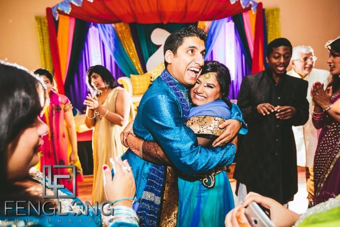 Saaraa Naim Pithi | Atlanta Ismaili Indian Wedding Photography