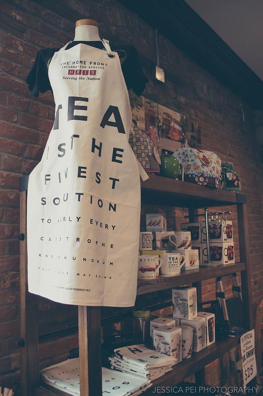 Tea is the Finest Solution - London Tea Room St. Louis