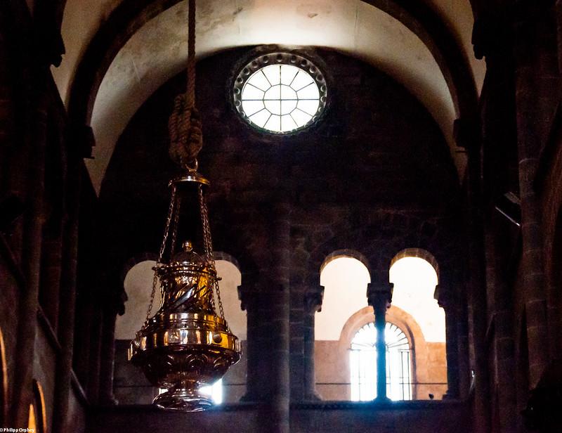 Botafumeiro l4l Santiago de Compostela
