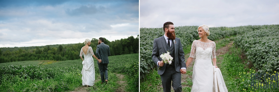 Autumn South Pond Farms Wedding Photography 0059