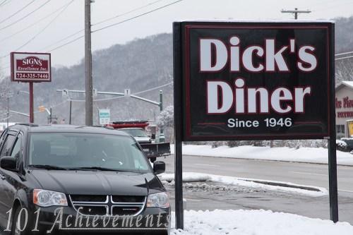 Dick's v. Dean's Diner Face-Off