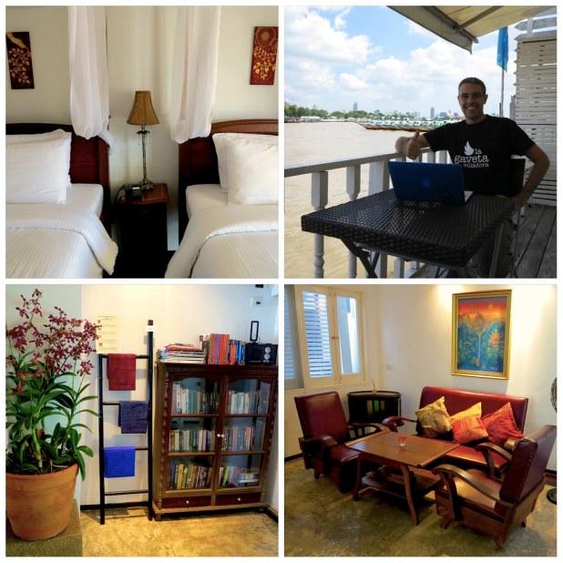 Ibrik Resort by the river, Bangkok
