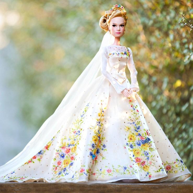 Wedding Cinderella Limited edition doll