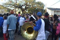123 Rebirth Brass Band
