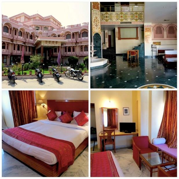 Hotel Raj Villas Palace, Bikaner