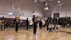 167 Mitchell High School Drumline