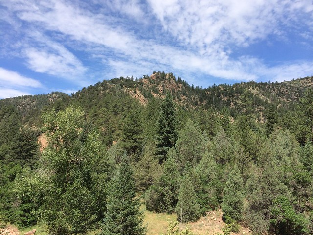 Picture from Phantom Canyon, Colorado