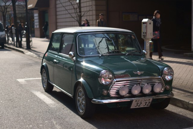 OLD MINI 2015/02/4 XE103598