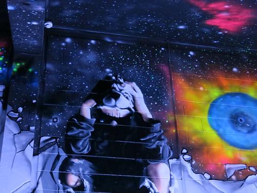 Art by DTR Crew - Spectrum Street Art Festival - YMCA