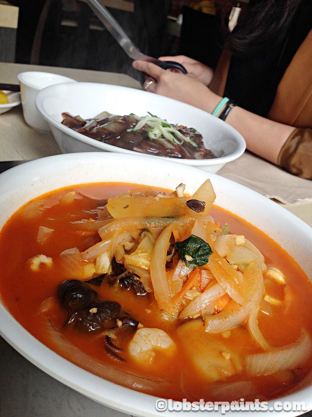 1 Oct 2014: Breakfast at Xing Chairo 씽차이로 | Seoul, South Korea