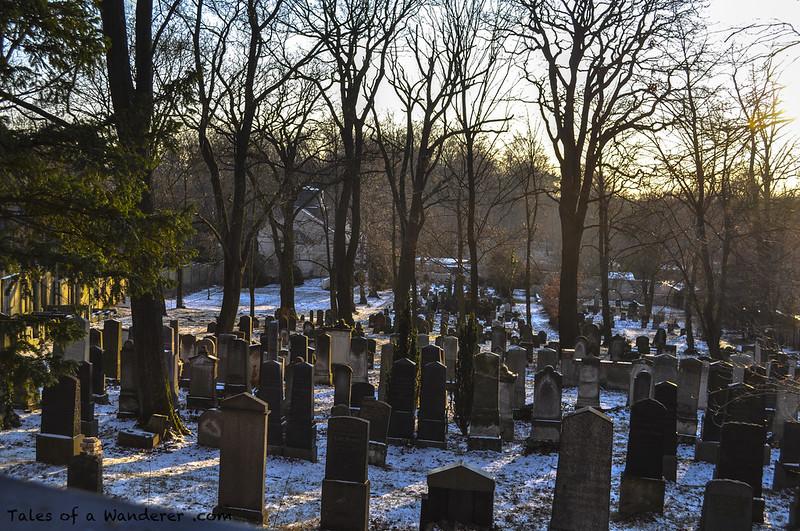 POTSDAM - Jüdischer Friedhof