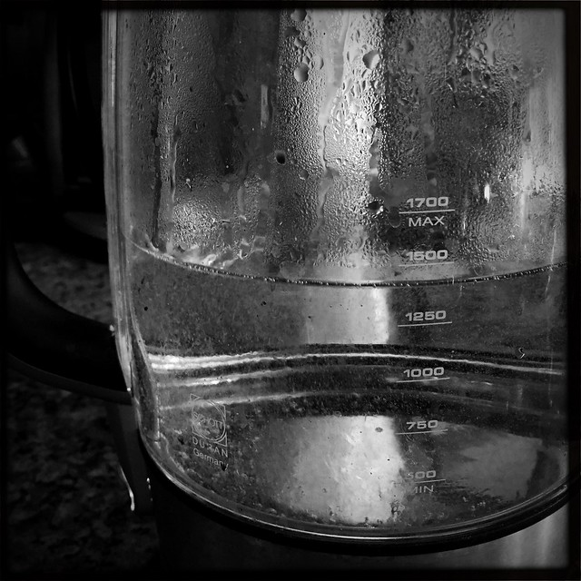 About 1250 ml of water
