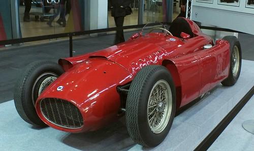 Lancia D 50 F.1