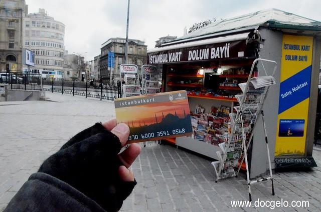 ISTANBUL : REMARKABLE DISTRICTS OF BEYOGLU, EMINONU