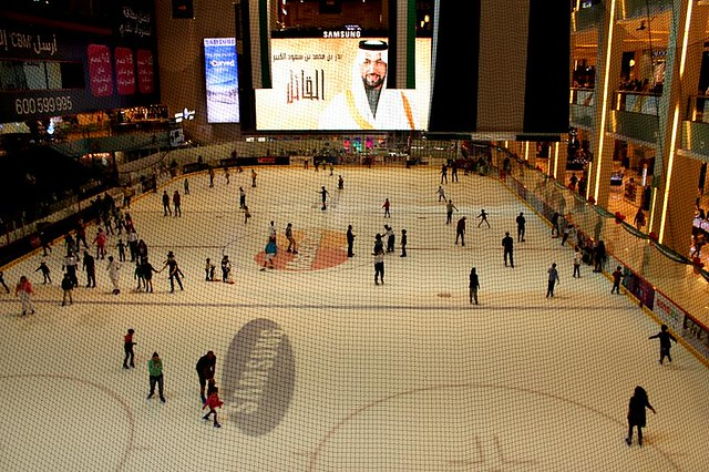 mejores centros comerciales de Dubái