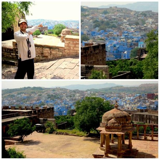Visita Jodhpur, la ciudad azul