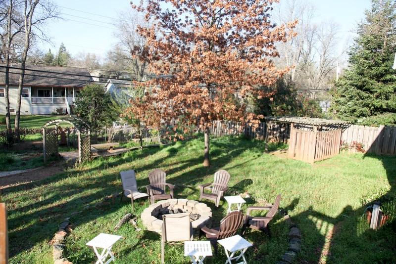 Backyard - Before