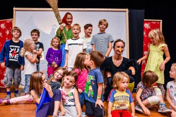 Familiensommer 2016 - Schattentheater