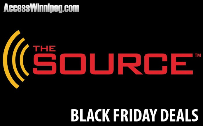 The Source Canada Black Friday Deals 2017