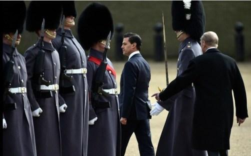 Cameron planteará a Peña Nieto inquietud por derechos humanos