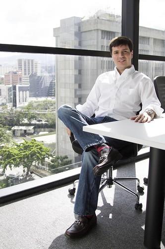 Alejandro Vera director Linio 1..