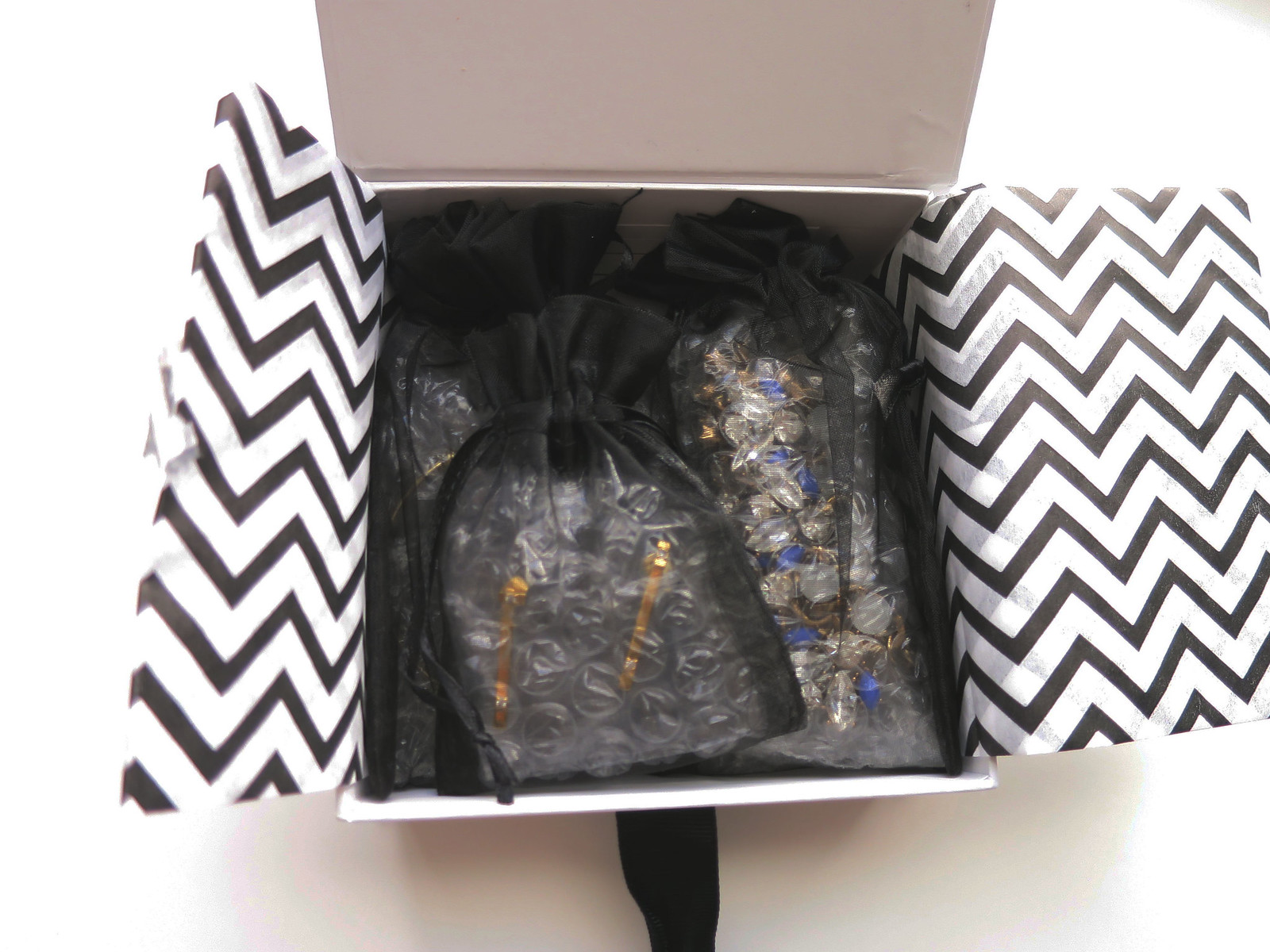Rocksbox Jewelry Packaging