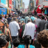 Backpacking India: Chennai