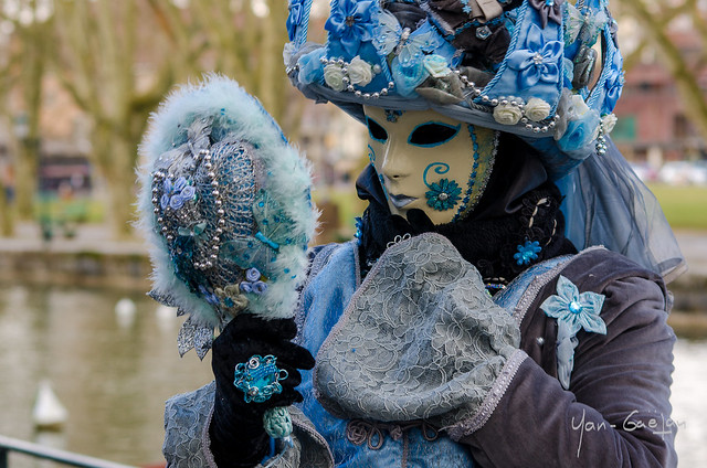 19ième Carnaval Vénitien / Annecy 2015