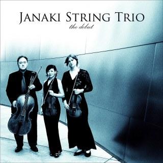Janaki String Trio CD Cover