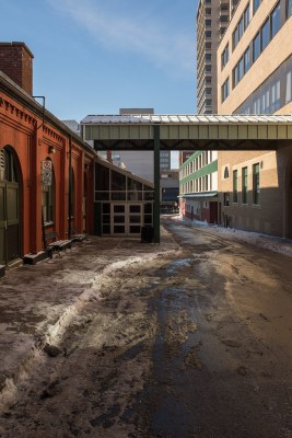 City Market Alleyway