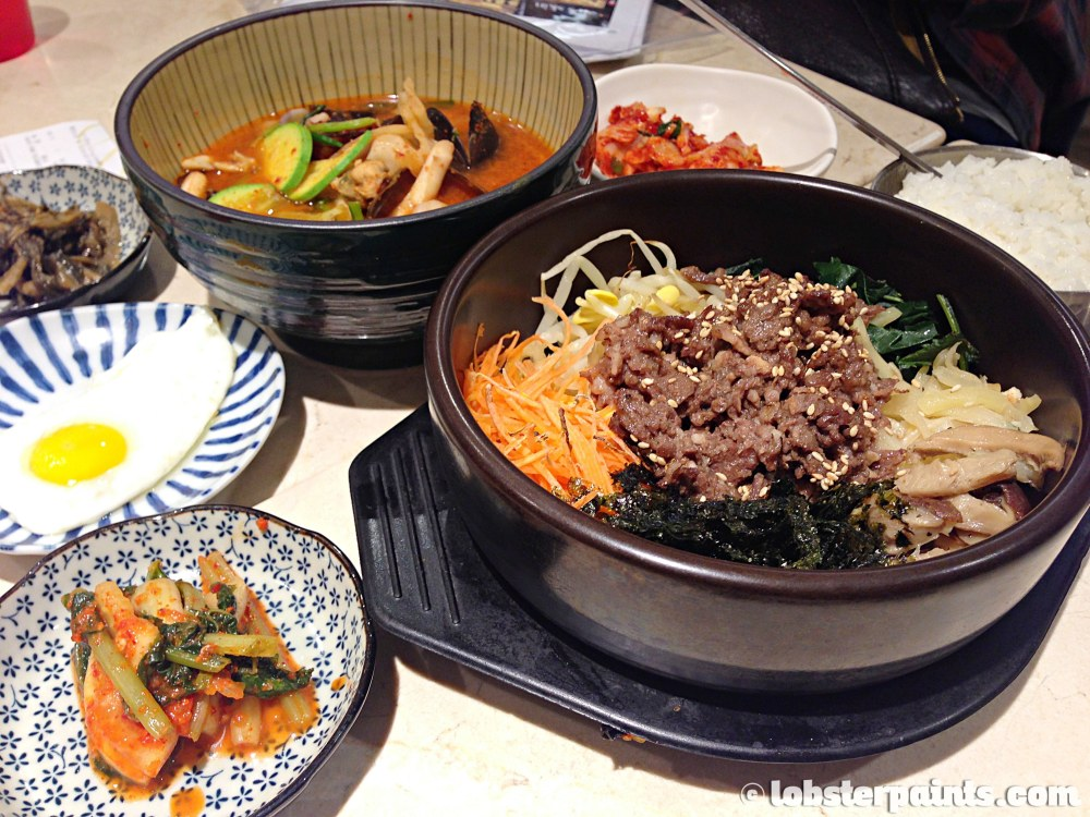 29 Sep 2014: Lunch at Lotte Department Store Main Branch (Myeongdong)| Seoul, South Korea