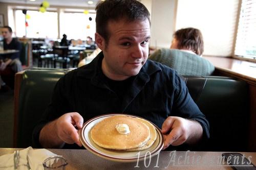 Pancake Eating Contest 5