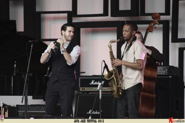 Java Jazz Festival 2015 Day 3 - Anthony Stanco Ensemble (1)