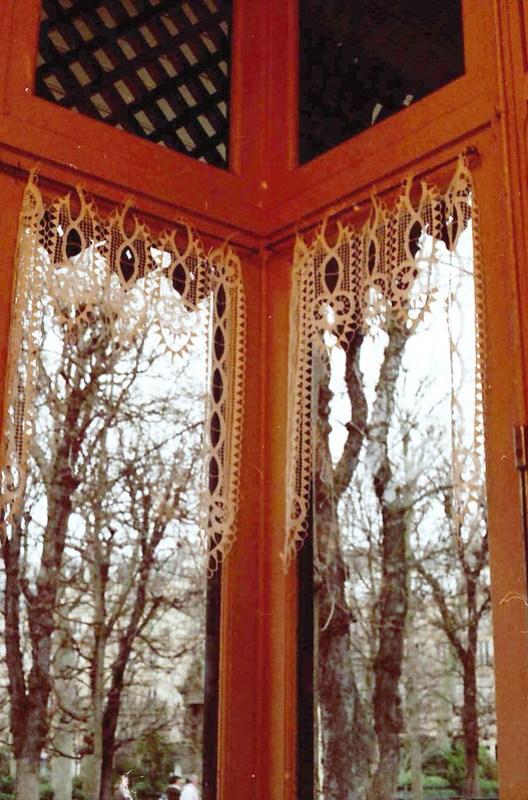 tearoom window