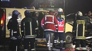 Tödlicher Verkehrsunfall B8 05.03.15