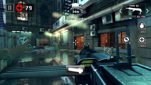 กราฟิกเกม Dead Trigger 2 บน Samsung Galaxy Note 5