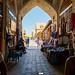Bukhara street market