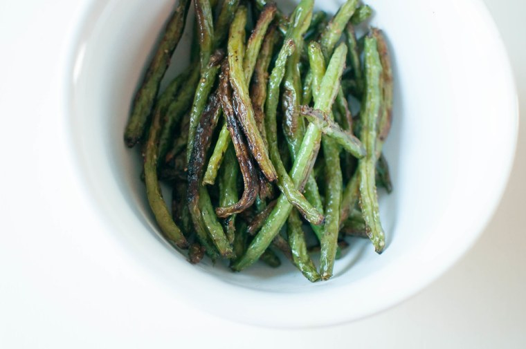 roasted green beans 1