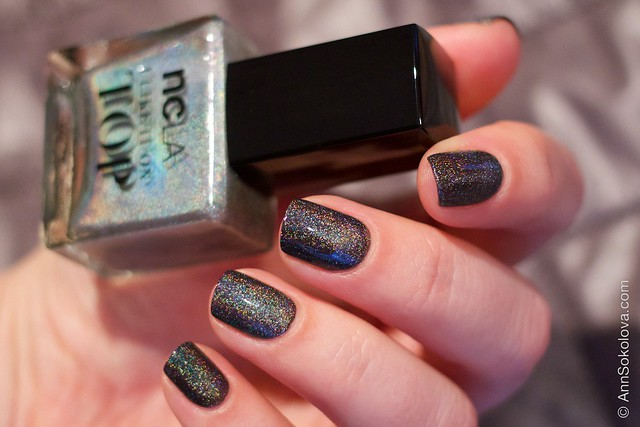 06 NCLA   I Like It On Top   Shimmer Me Pretty +  Dior   Underground flash