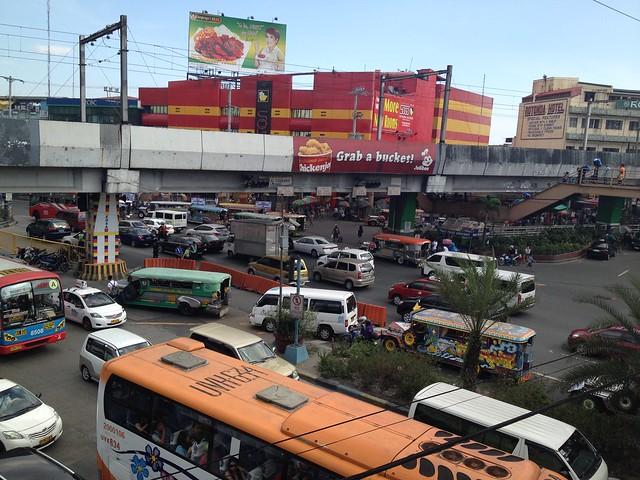 Un domingo cualquiera en Manila