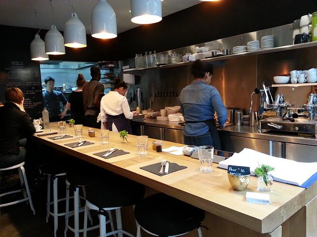 NoGlu restaurant Paris