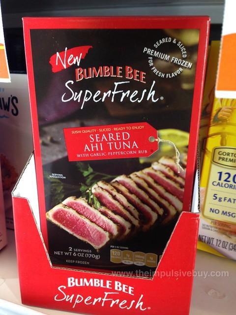 Bumble Bee SuperFresh Seared Ahi Tuna