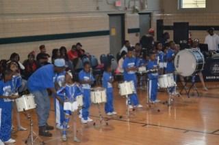 024 Crump Elementary Drumline